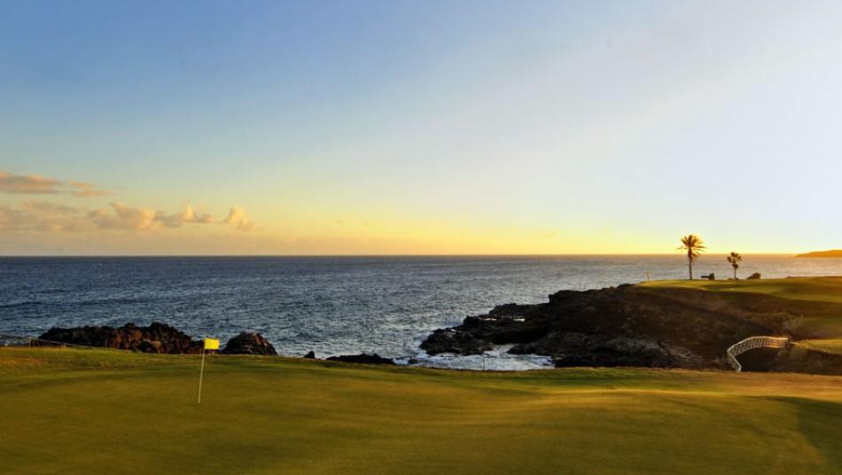 Teneriffa - Amarilla Golf