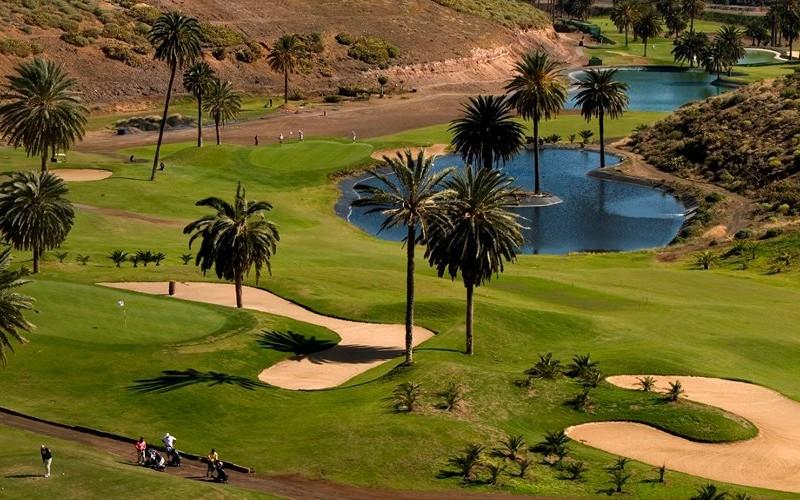 Gran Canaria - El Cortijo Club de Campo - 3 dagar obegränsad golf