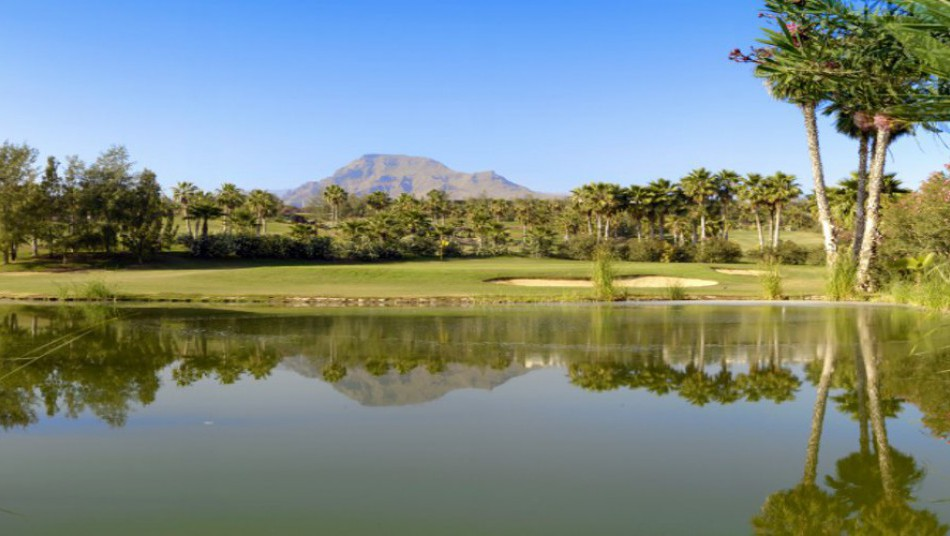 Teneriffa - Golf Las Américas
