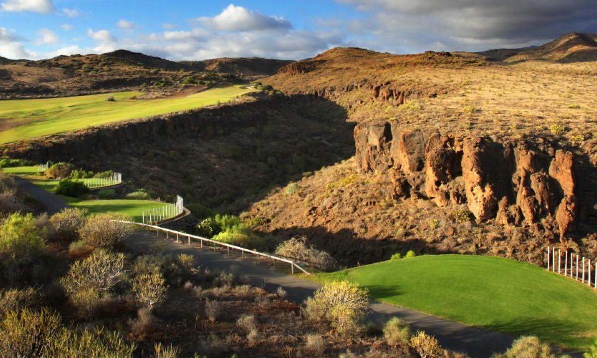 Gran Canaria - Salobre Golf 4 dagar Paket