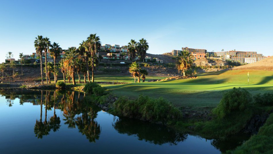 Gran Canaria - Salobre South (Old Course) Golf